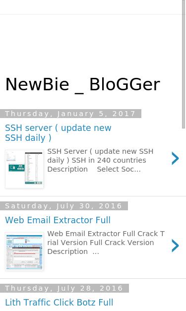 newbiea-z blogspot com SEO Report | SEO Site Checkup