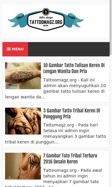 Www Tattoomagz Org Seo Report Seo Site Checkup