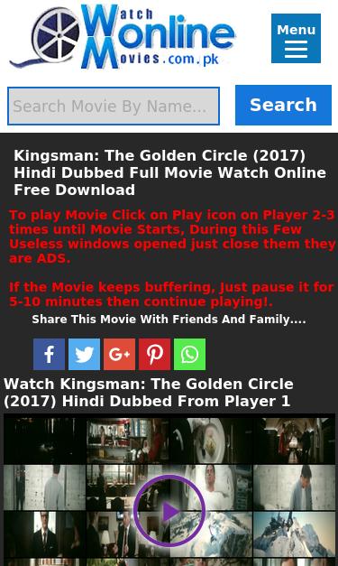 www watchonlinemovies com pk/kingsman-the-golden-circle-2017