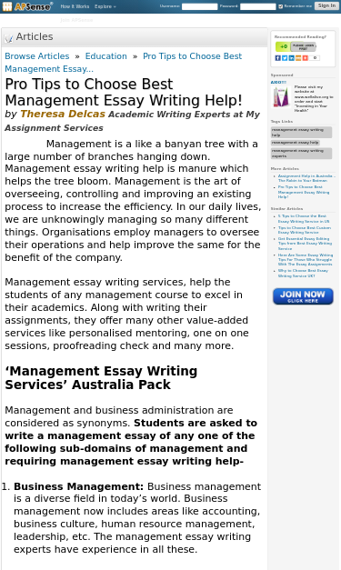 Help With Essay Papers  Essay Writing Scholarships For High School Students also Business Essay Structure Wwwapsensecomarticleprotipstochoosebestmanagement  Essays On Importance Of English