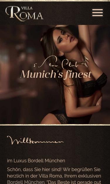 Munchen villa roma Luxury Hotels