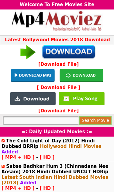 latest hollywood 2018 hindi dubbed movies download in hd mp4