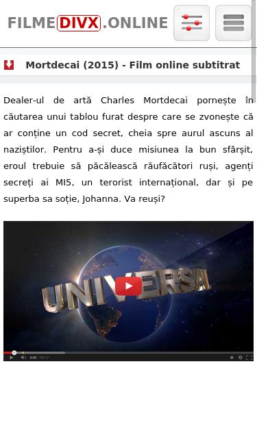 vox filme traduse in romana