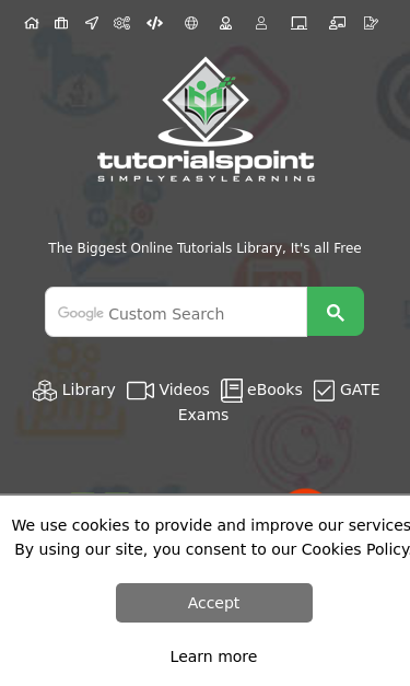 tutorialspoint com SEO Report | SEO Site Checkup