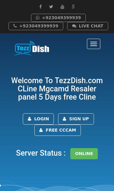tezzdish com SEO Report | SEO Site Checkup