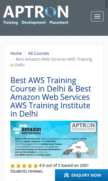 aptrondelhi in/best-amazon-web-services-aws-training-in