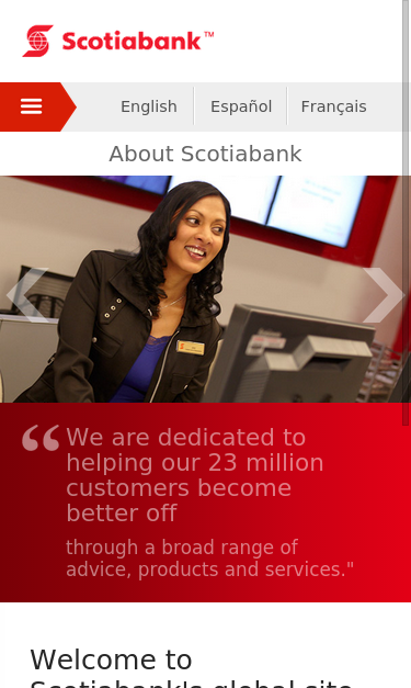 www scotiabank com SEO Report | SEO Site Checkup