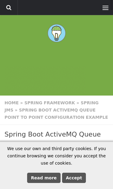 memorynotfound com/spring-boot-activemq-queue-point-point
