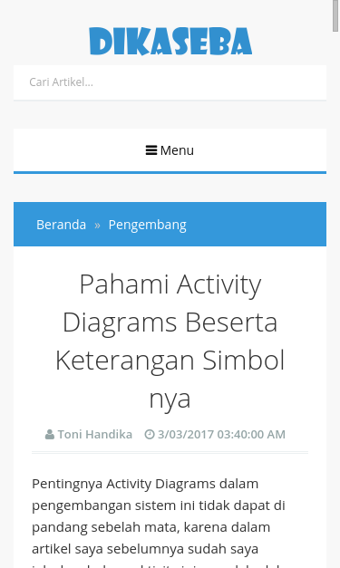 Dikasebaspot201703pahami activity diagrams besertaml mobile snapshot ccuart Choice Image