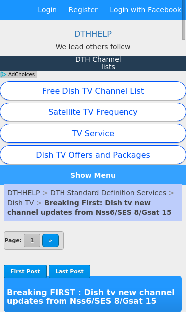 www dthhelp net/dish-tv-new-channel-updates-from-nss6-ses-8